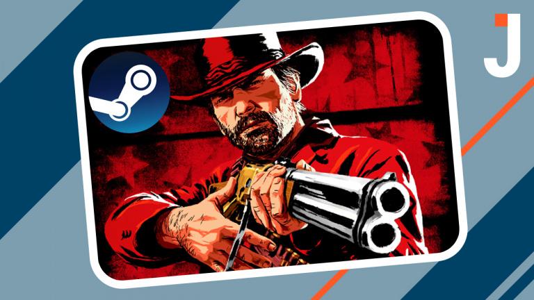 Red Dead Redemption II : Nouveau coup dur pour Steam ?