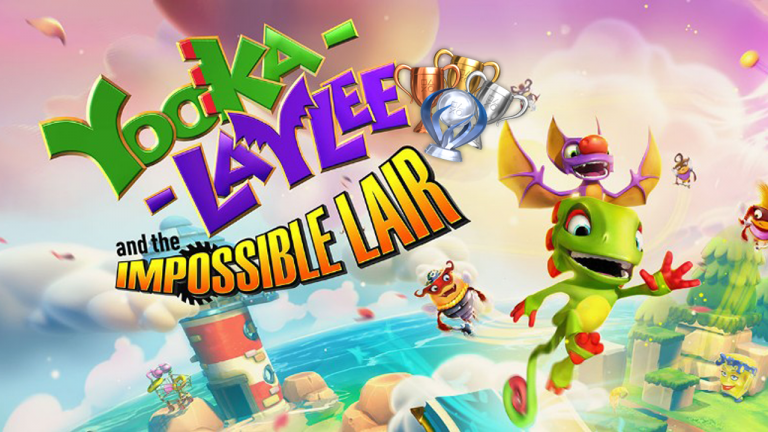 Yooka-Laylee and the Impossible Lair  : les 47 trophées disponibles