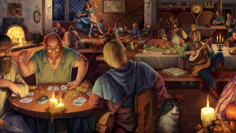 Crossroad Inn : La simulation de taverne sortira en octobre