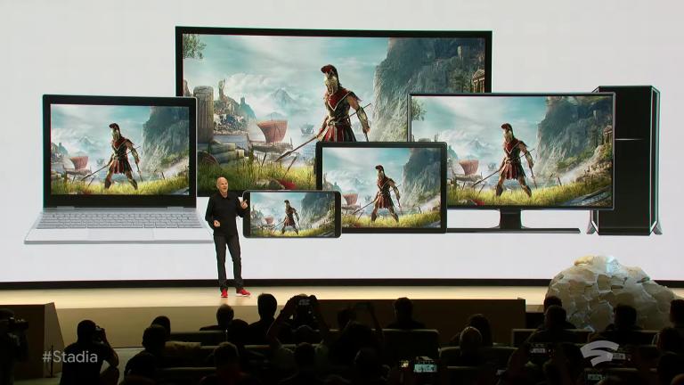 Google Stadia : Le producteur d'Assassin's Creed Odyssey se dit convaincu