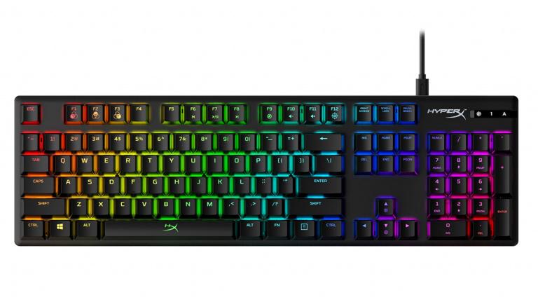 HyperX lance son clavier mécanique Alloy Origins avec ses interrupteurs maison