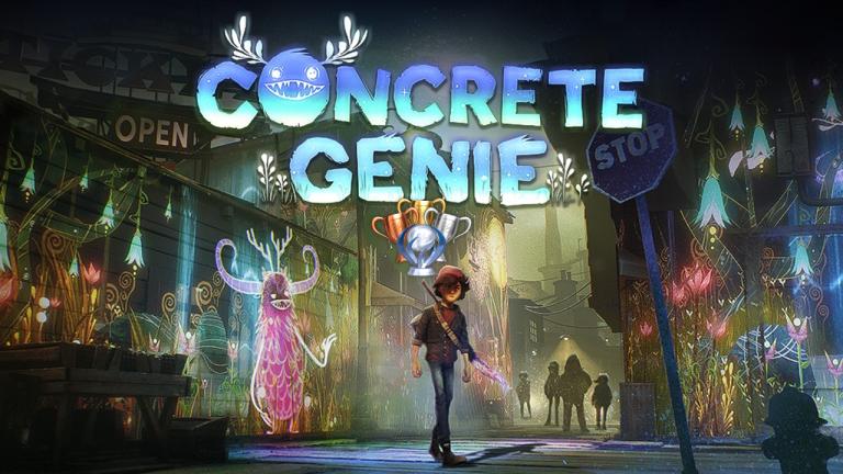 Concrete Genie : les 53 trophées dévoilés