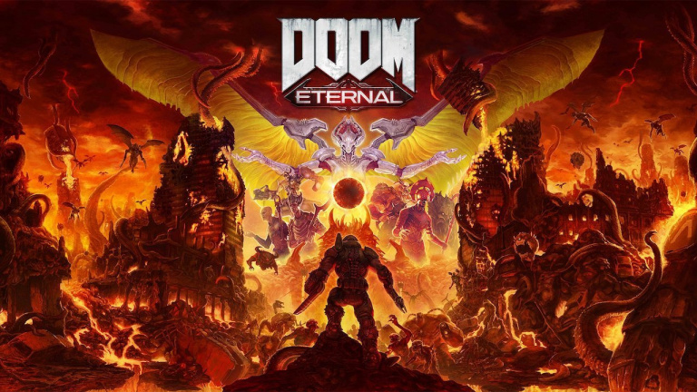 DOOM Eternal repoussé à mars 2020 par Id Software