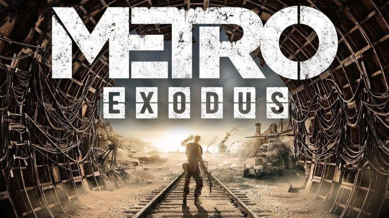 Metro Exodus PS4 100% remboursé chez Auchan !