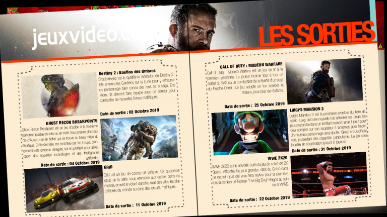 Les sorties du 15 octobre : The Witcher 3, Overwatch, Outer Wilds,..