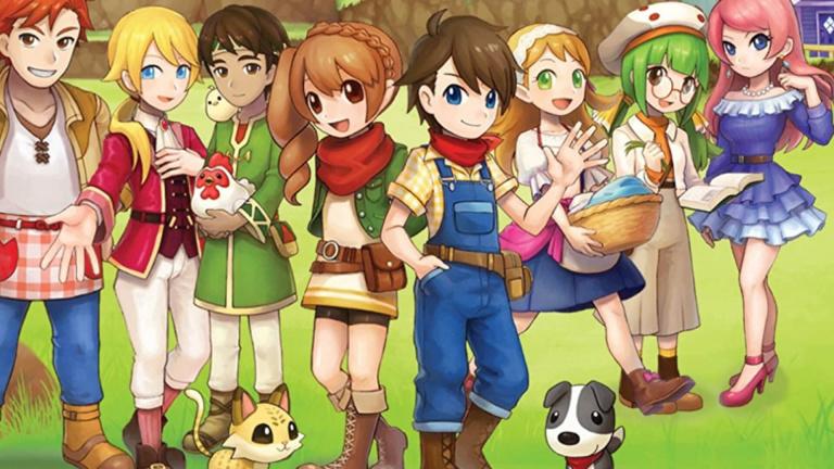 Harvest Moon : Mad Dash - La sortie est avancée sur PlayStation 4 et Nintendo Switch