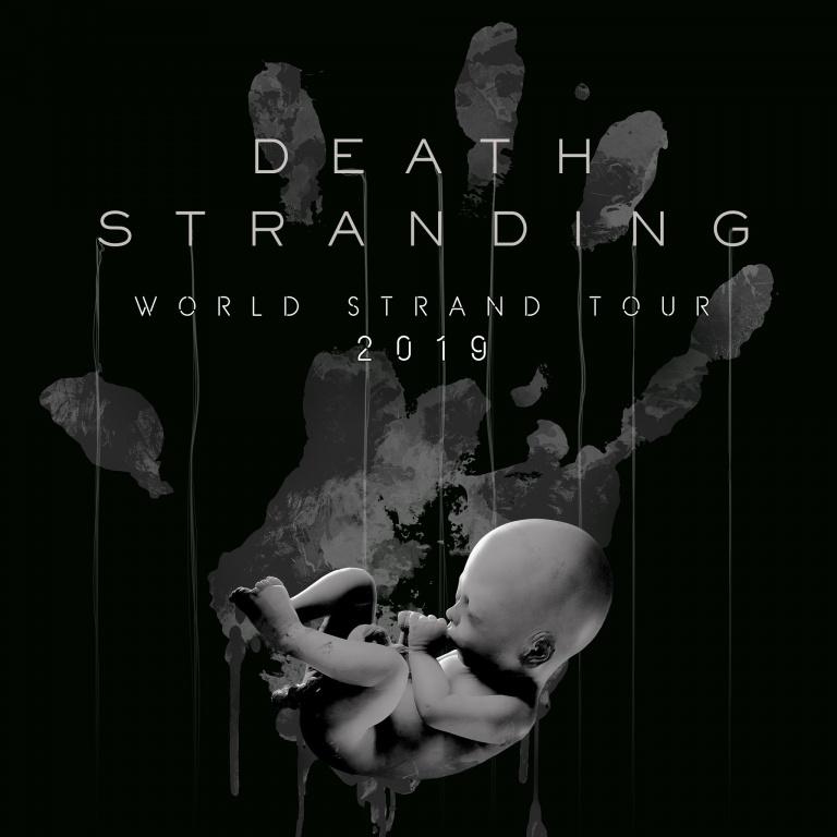 Kojima Productions annonce le Death Stranding World Strand Tour, qui débutera à Paris