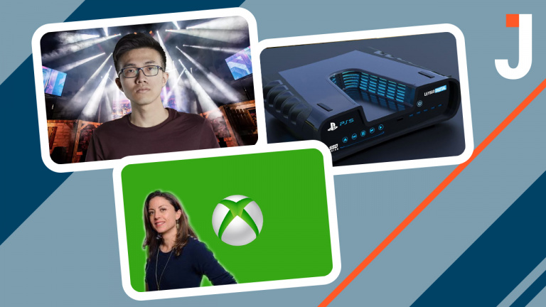 Le Journal : Blizzard/Hong Kong, PS5, Xbox France ... les news du jour
