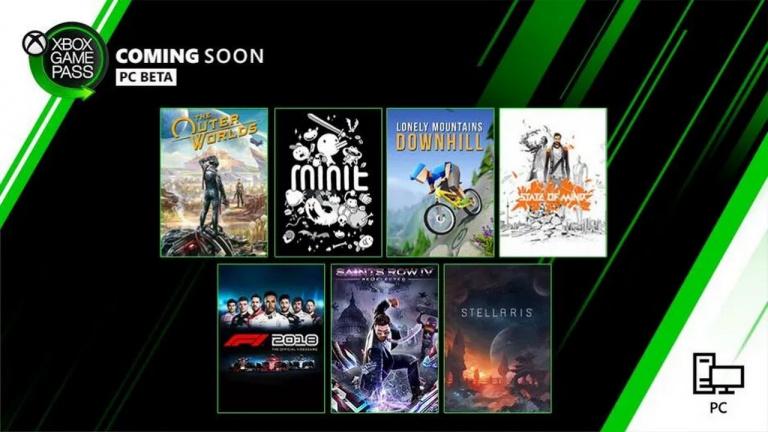 Xbox Game Pass (PC) : The Outer Worlds et Stellaris à l'affiche du mois d'octobre