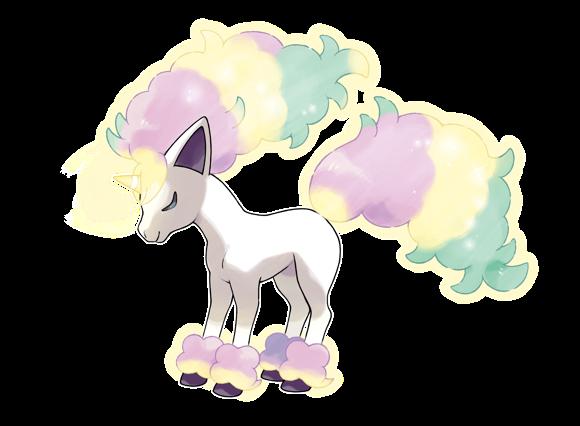 Pokémon Épée / Bouclier : le Pokémon Ponyta sera une exclusivité Bouclier