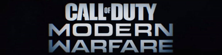 Call Of Duty Modern Warfare en promotion !