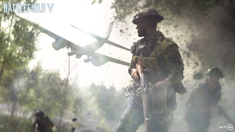 Battlefield V : des essais gratuits organisés tout au long du mois d'octobre sur PC
