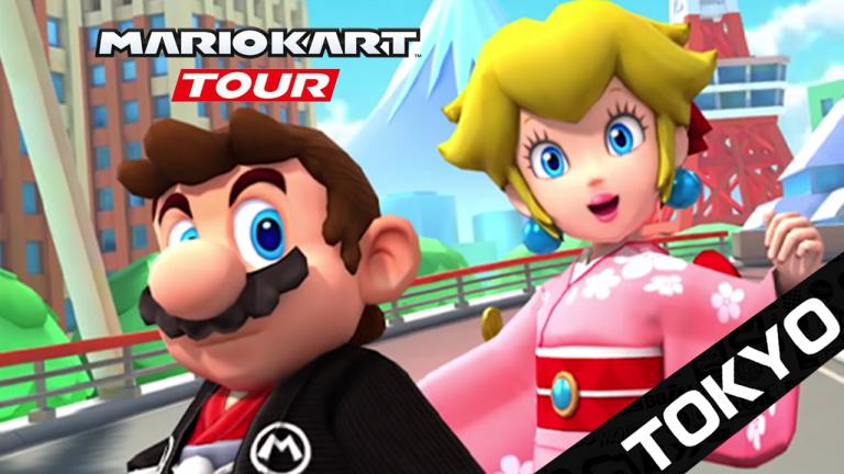 [MàJ] Mario Kart Tour, saison de Tokyo, défis semaines : 1 et 2 : la liste et la guide complet