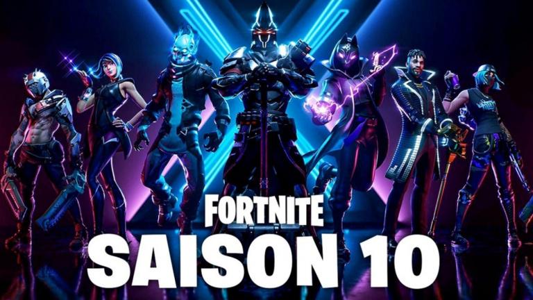 Fortnite, fin de saison 10, guide complet : Date de fin, missions, défis Hors du temps, tout savoir sur la saison 10