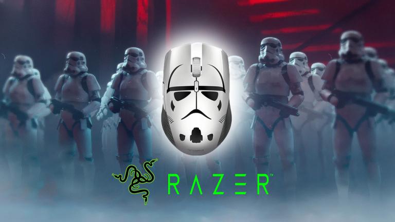 Razer Atheris Stormtrooper Edition à -42% chez Amazon