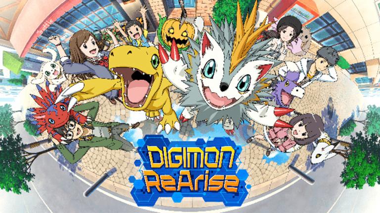 Digimon ReArise est disponible sur Android et iOS