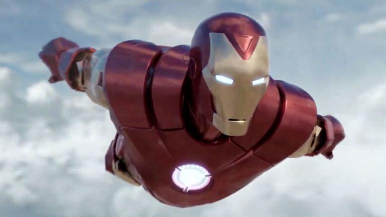 """Marvel's Iron Man VR : un thème PS4 """"offert"""" pour toute précommande de l'édition numérique spéciale"""