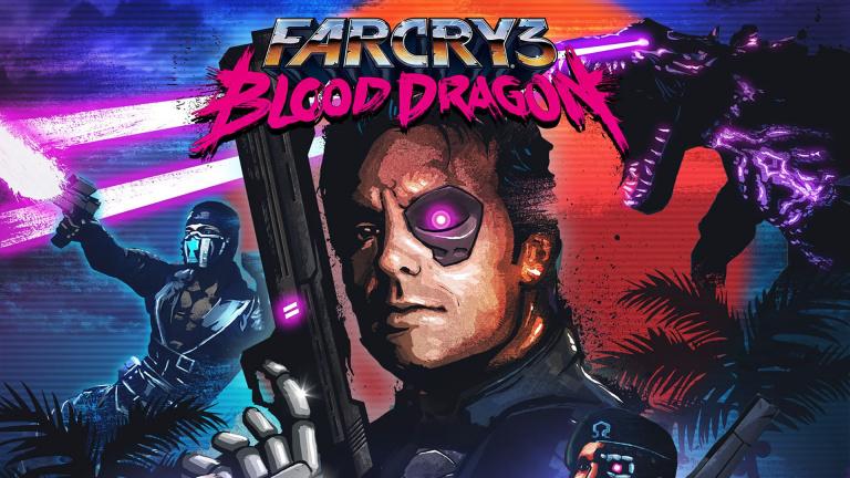 Far Cry : Blood Dragon, Watch Dogs et Rayman vont être adaptés en série télévisée
