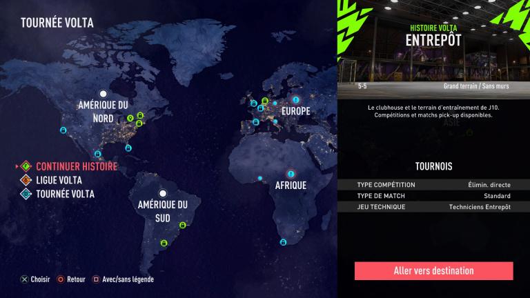 FIFA 20, Volta : Le mode histoire, notre guide du nouveau mode de jeu