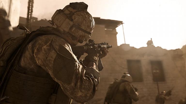 CoD : Modern Warfare - Jusqu'à 175Go d'espace sur les disques durs