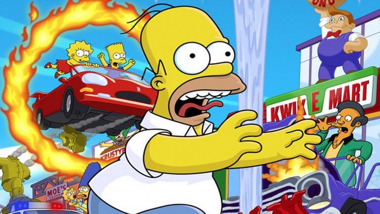 The Simpsons : Hit & Run pourrait bénéficier d'un remake
