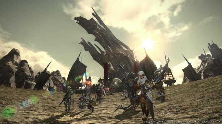 Final Fantasy XIV Online fête aussi Halloween