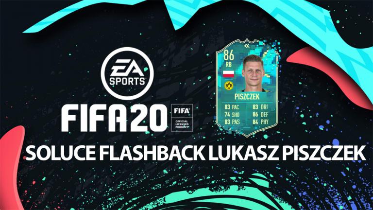 FIFA 20, DCE : Flashback Lukasz Piszczek, solution du défi création d'équipe