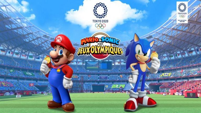 Mario & Sonic aux Jeux Olympiques de Tokyo 2020 s'offre une démo sur l'eshop japonais