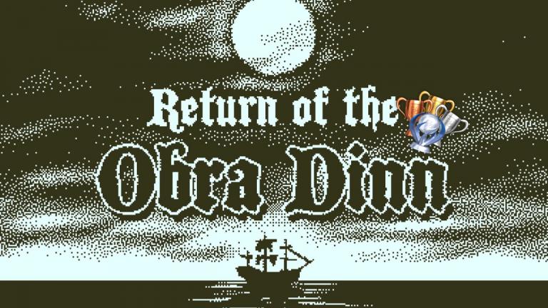 Return of the Obra Dinn : la liste complète des trophées disponible