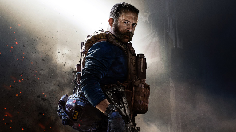 Call of Duty : Modern Warfare - La taille du jeu sur PS4 dévoilée