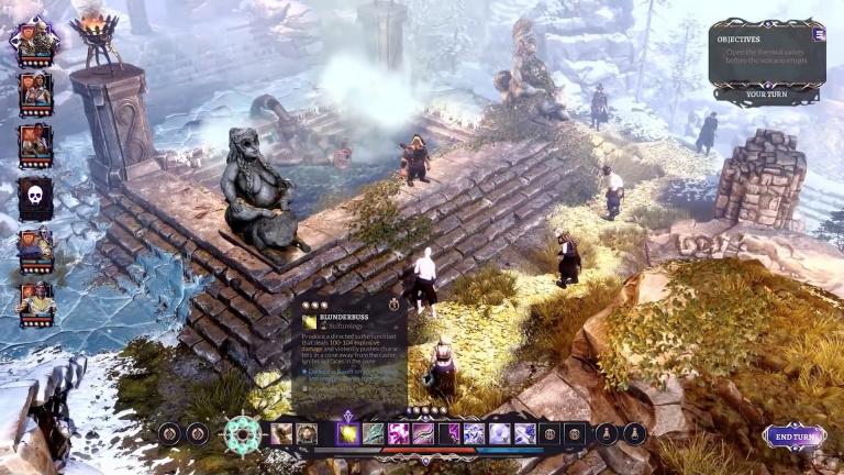 Divinity : Fallen Heroes - Larian Studios suspend le développement