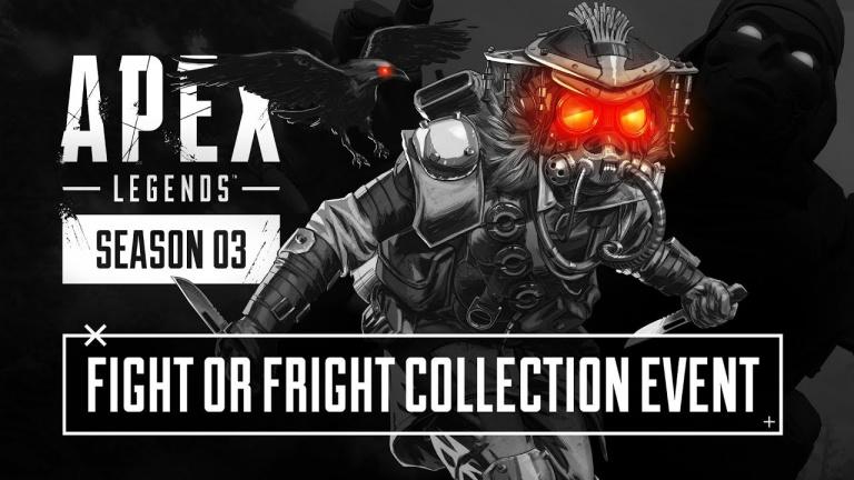 Apex Legends, saison 3 : Tout ce qu'il faut savoir sur l'événement Combat ou effroi, notre guide