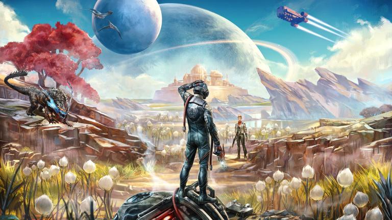The Outer Worlds bénéficiera finalement d'améliorations sur PS4 Pro