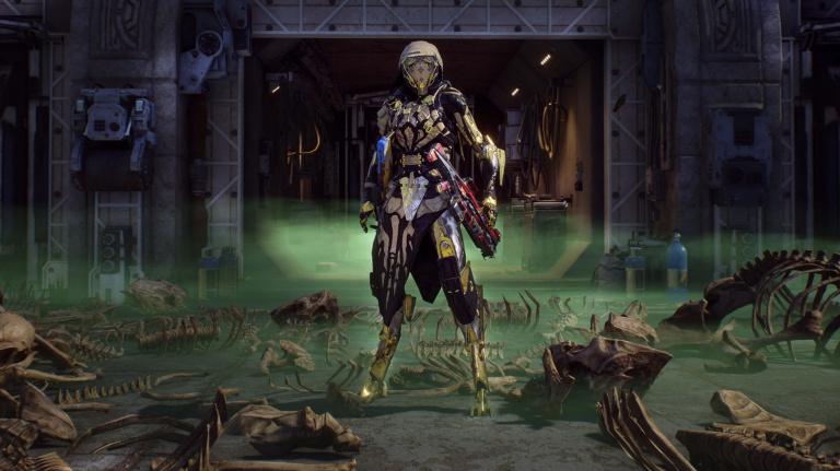 Anthem, Saison des Crânes : arènes, anomalies et cristaux, notre guide