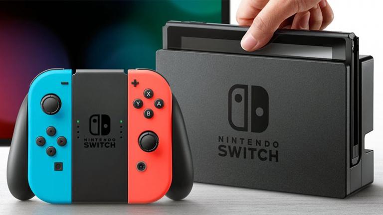 Nintendo Switch : Record de ventes aux États-Unis pour la console hybride
