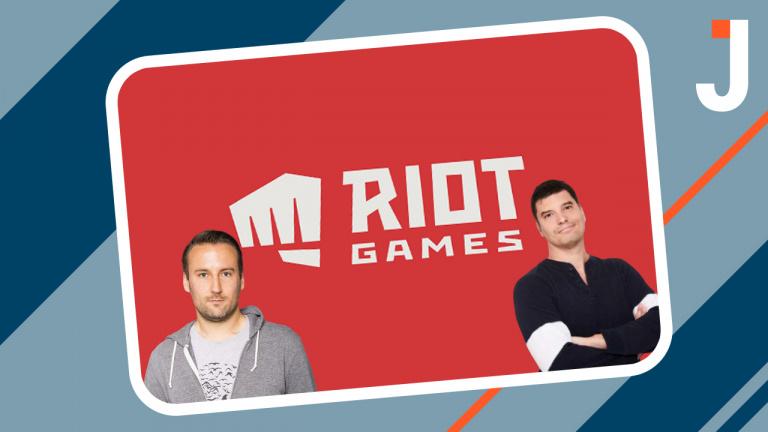 """Interview des PDG de Riot : """"On veut créer un sport, que les gens jouent des années à nos jeux"""""""