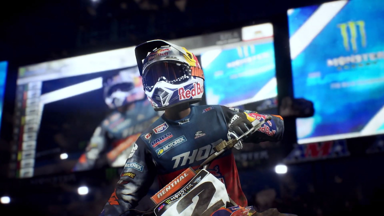 Milestone annonce Monster Energy Supercross - The Official Videogame 3