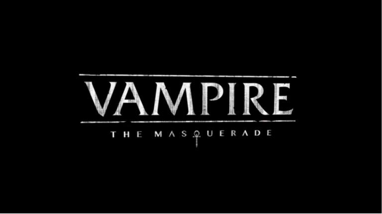Le Vampire The Masquerade de Big Bad Wolf se trouve un nom et une fenêtre de sortie