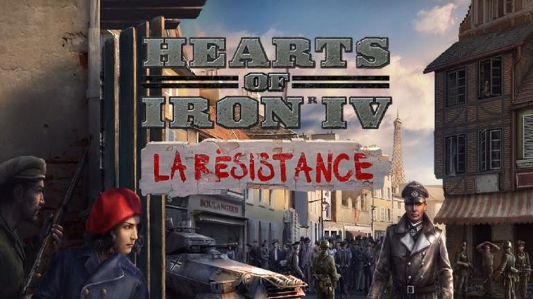 Hearts of Iron IV met l'accent sur la Résistance avec une nouvelle extension