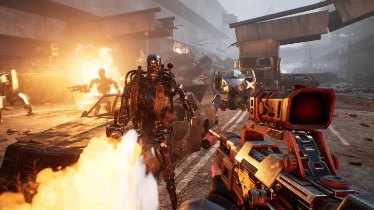Terminator : Resistance - 27 minutes de gameplay en provenance de l'EGX 2019