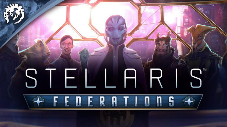 Stellaris : l'extension Federations va mettre l'accent sur la diplomatie