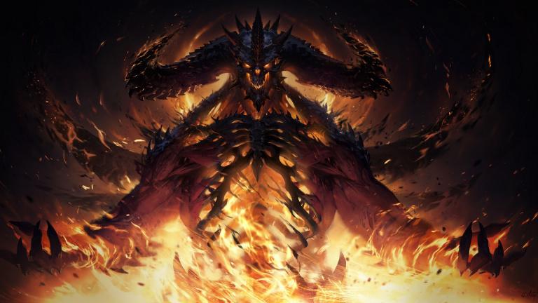 Diablo IV mentionné dans une publicité de l'artbook The Art of Diablo