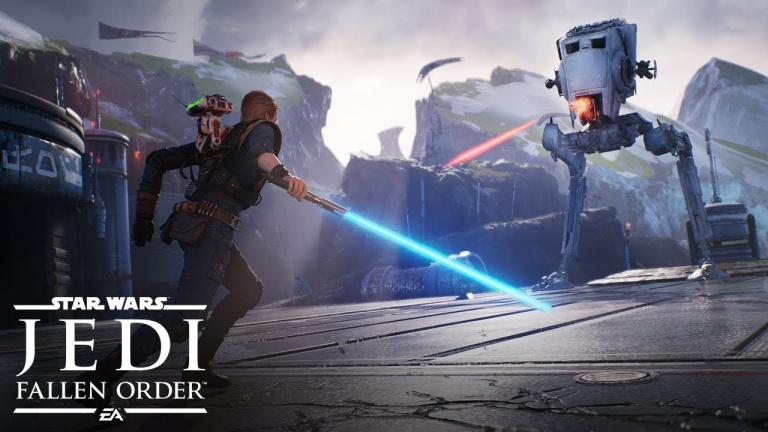 Star Wars Jedi : Fallen Order pèsera environ 43 Go sur Xbox One