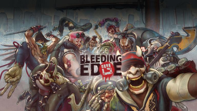 Bleeding Edge : une nouvelle alpha technique aura lieu le 24 octobre sur PC et Xbox One