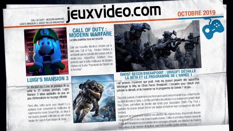 Les infos qu'il ne fallait pas manquer le 21 octobre : Playstation 5, Diablo 4, Humble Choice, ...