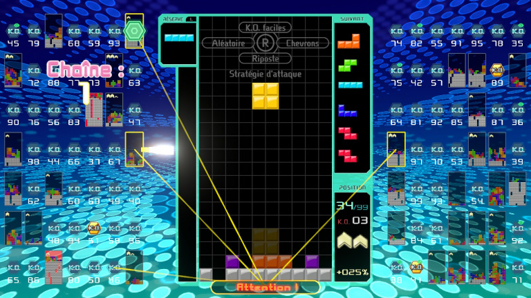 Tetris 99 : un thème spécial Luigi's Mansion 3 pour le huitième Grand Prix