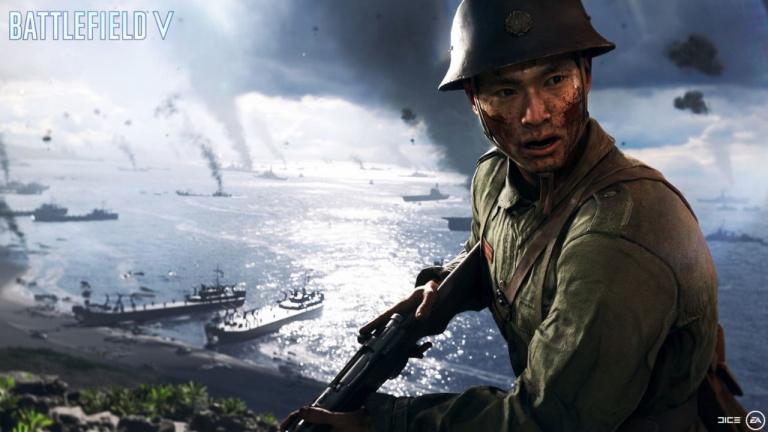 Battlefield V : un teaser avant la présentation du Chapitre 5 la Guerre du Pacifique