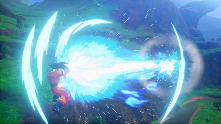 Dragon Ball Z Kakarot : Nouvelles images pour nouvelles mécaniques