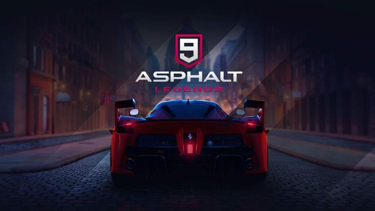 Asphalt 9 : Legends atteint le million de téléchargements sur Switch