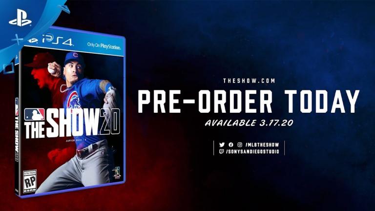 MLB The Show 20 annoncé pour mars 2020 sur PS4